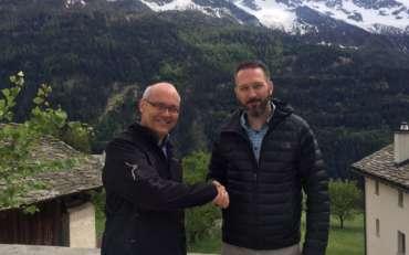 Marco Ritzmann neuer Präsident von GR Hockey