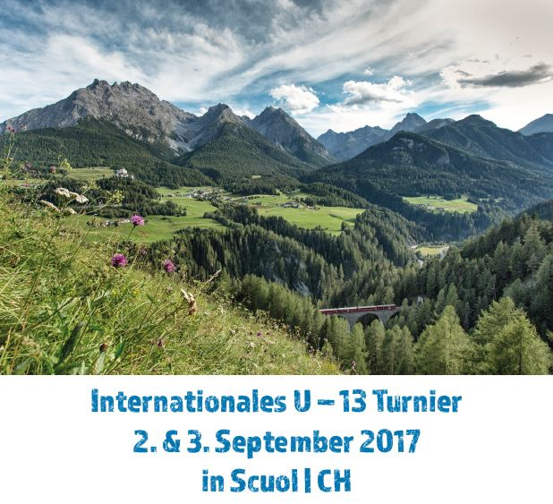 Internationales U13-Turnier in Scuol