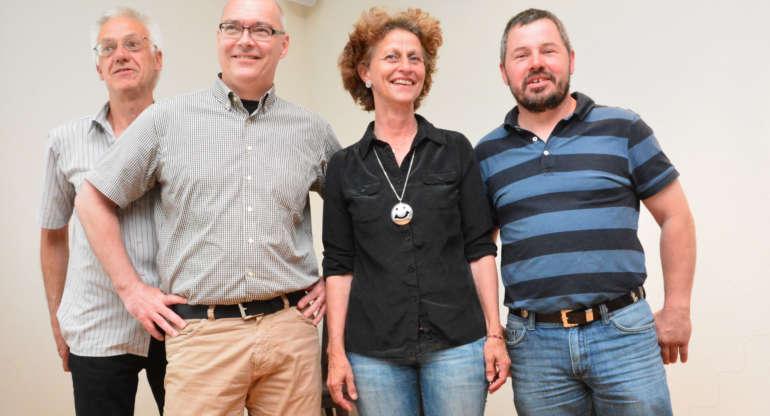 GR Hockey mit neuem Vorstand und ambitionierten Zielen