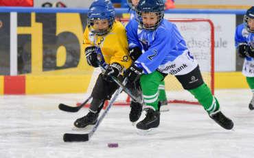 Abschlussturnier der GKB Hockeyschule