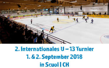 2. Internationales U13-Turnier in Scuol