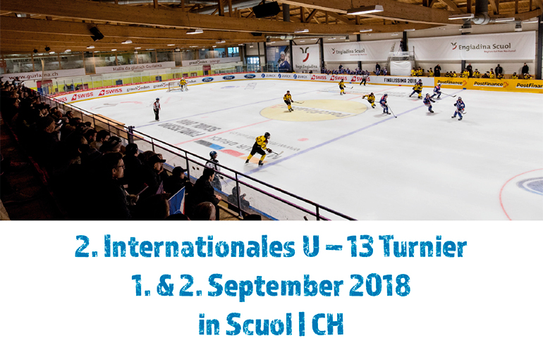 2. Internationales U13-Turnier in Scuol