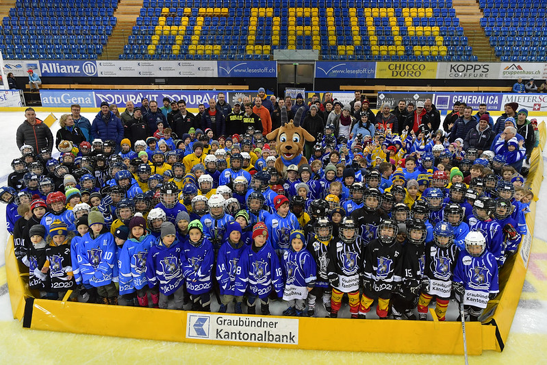 Abschlussturnier GKB-Hockeyschule