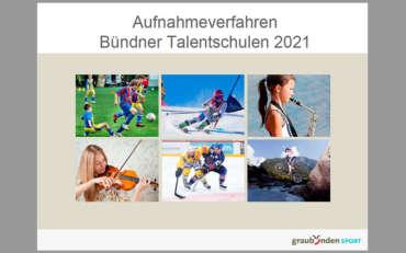 Talentschulen: Aufnahmeverfahren 2021