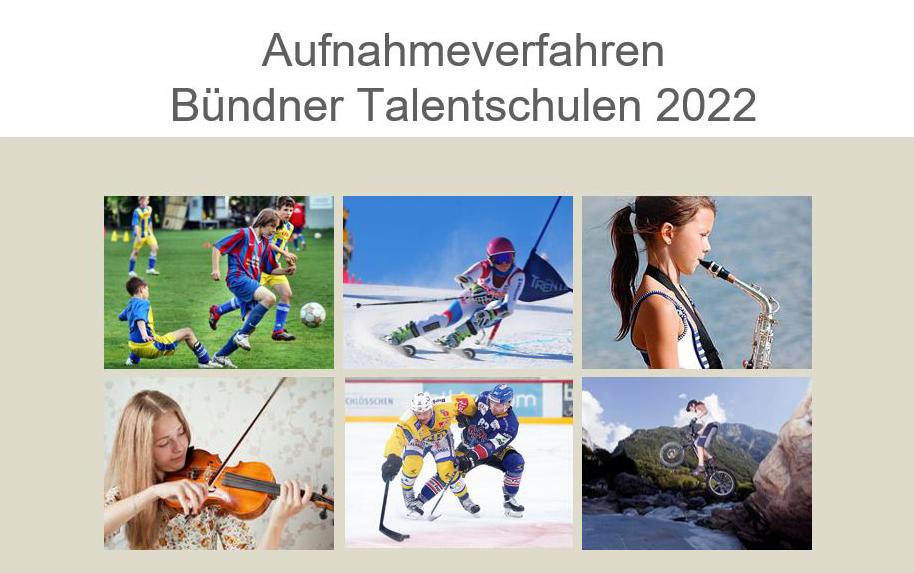 Aufnahmeprozess Talentschulen 2022